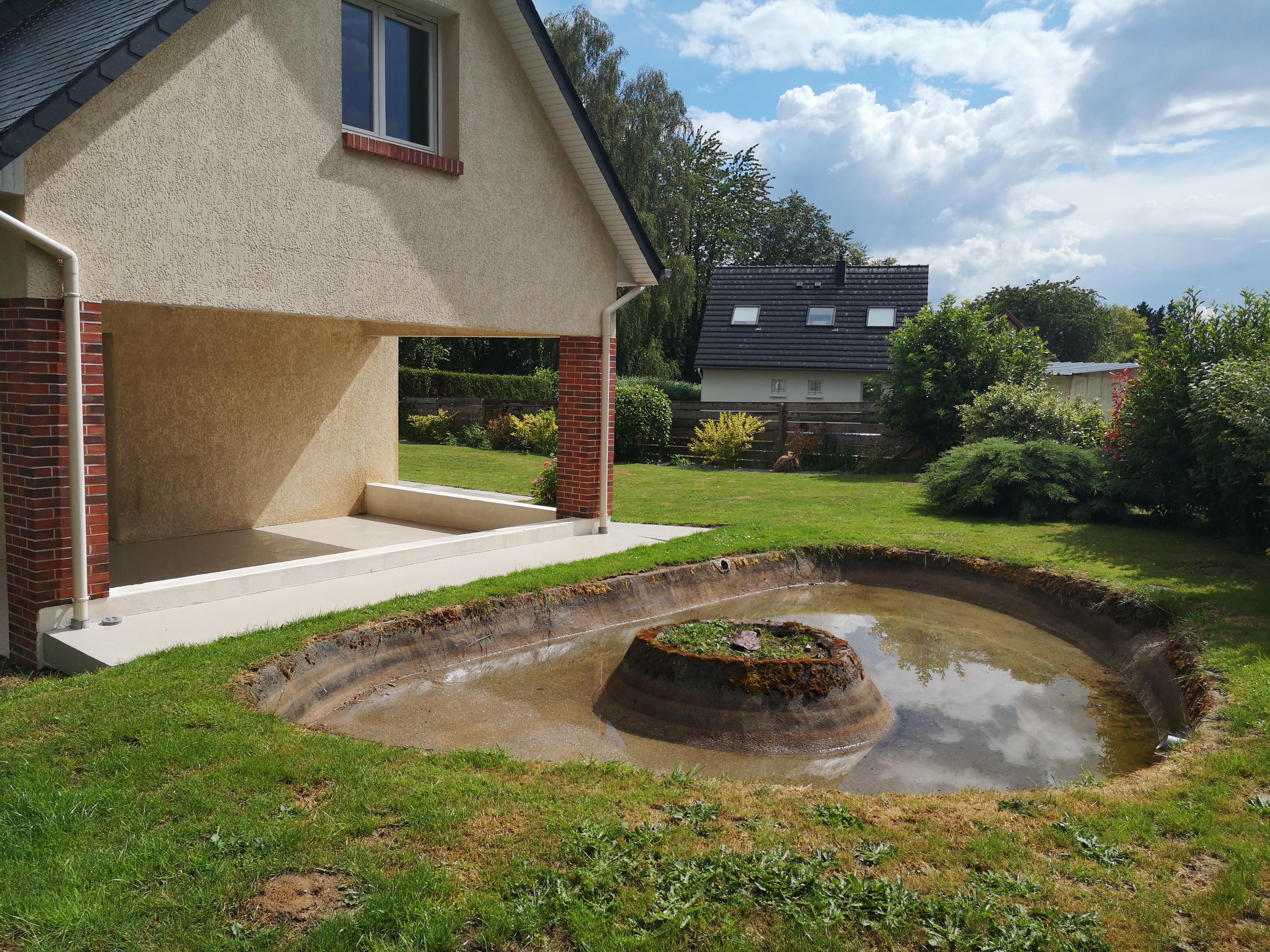 vente Maison contemporaine 121m² avec jardin arboré
